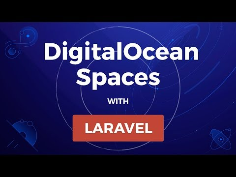 DigitalOcean Spaces with Laravel