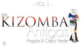 Mix Kizomba Antigas Vol1