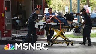 Ft. Lauderdale Passenger Describes Scene After Airport Shooting | MSNBC