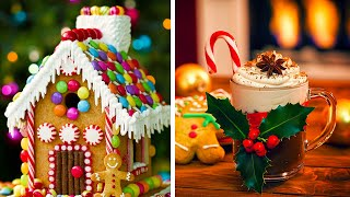 10 Holiday Desserts to Eat While Waiting for Santa!! Yummy Holiday Cakes, Cupcakes and More!  IMAGES, GIF, ANIMATED GIF, WALLPAPER, STICKER FOR WHATSAPP & FACEBOOK