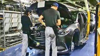 CAR FACTORY: Mazda MX-5, CX-5 and CX-9