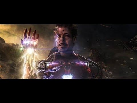 Iron Man - In The End (Linkin Park, Eminem, 2Pac & Nas)