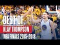The Best Of Klay Thompson! | NBA Finals 2015-2018
