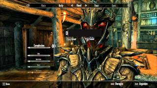 Skyrim - Console Commands/Cheats | Mega Speed, Race Change, Level Up, Unlimited Gold [HD]