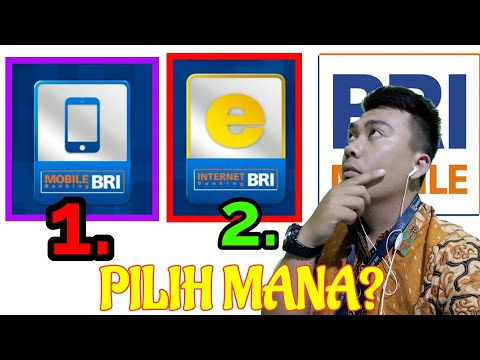 PERBEDAAN INTERNET BANKING DAN MOBILE BANKING BANK BRI VIDEO DENY DENNTA
