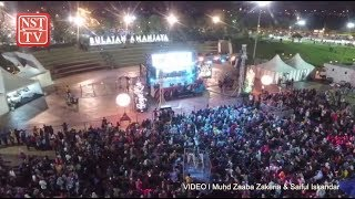 More than 30,000 throng #GegaRia Fest in Ipoh | Kholo.pk