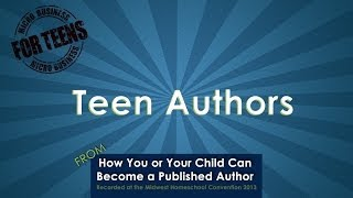 Teen Authors