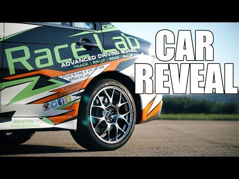 RACE LABs Epic New Tarmac Car Reveal