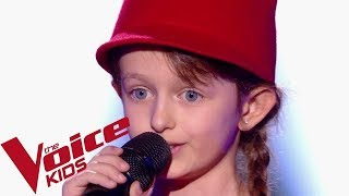 Adele - Hello   Gloria   The Voice Kids France 2018   Blind Audition