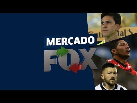 MERCADO FOX! Rony no Corinthians? Rossi de clube novo e Pedro mais perto do Flamengo