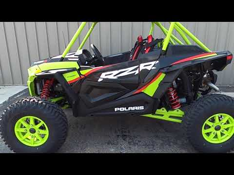 2021 Polaris RZR Turbo S Lifted LE