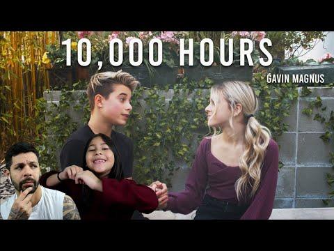 Dan + Shay, Justin Bieber - 10,000 Hours (Gavin Magnus Cover ft. Coco Quinn) *REACTION VIDEO*