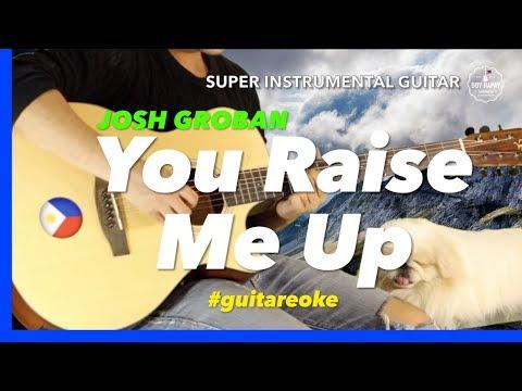 Josh Groban - You Raise Me Up (Lower Key) Piano Instrumental