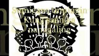 Sumigaw by Rivermaya (lyrics)