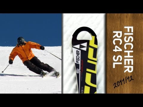 Fischer RC4 Worldcup SL 2012 Slalom Ski Review