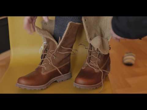 Timberland Boots Review - Lady Winter Boots Damen Schuhe