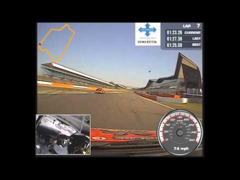 Silverstone 2017 – Race 2 – Stacey Dennis