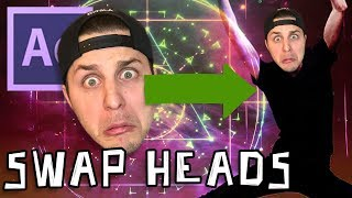 After Effects Tutorial - Swap Heads