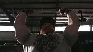FLEX LEWIS on the M-1 Overhead Tricep