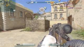 AVA-老實人 M24s., Medal Of Valor 英勇勳章