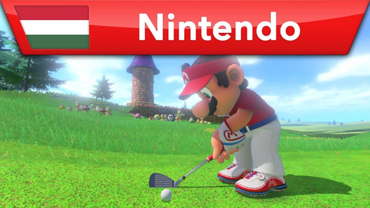 Mario Golf: Super Rush – Áttekintő előzetes   Nintendo Switch