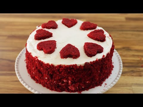 How to Make the Perfect Red Velvet Cake