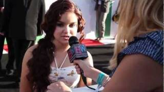 Ariel Winter Covers Adele Rolling In The Deep