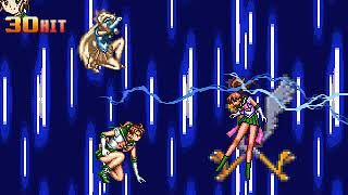 Mugen: Sailor Jupiter,Sailor Venus N Vs Hyper Road Runner,Sailor Jupiter