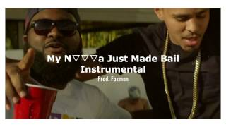 """My N***a Just Made Bail"" Instrumental Remake (Bas ft. J. Cole)"