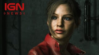Resident Evil 2 1-Shot Demo Played by Over 1 Million Players - IGN News