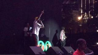 Everything Ain't What It Seem by Aaron Rose & Joey Bada$$ @ Bayfront Park on 7/25/17