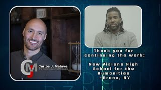 New Visions High School For The Humanities Testimonial On Carlos J. Malave
