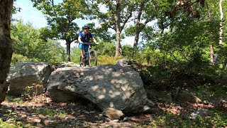 Biking Bad at Frederick Watershed