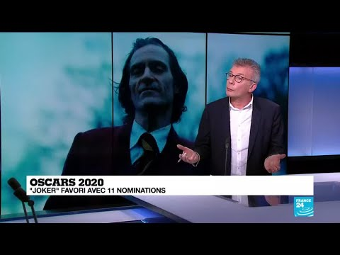 "Oscars 2020 : le film ""Joker"" favori avec 11 nominations"