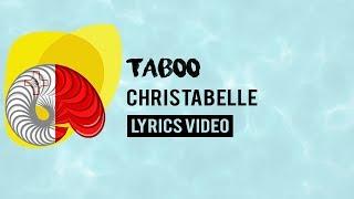 Malta Eurovision 2018: Taboo - Christabelle [Lyrics]