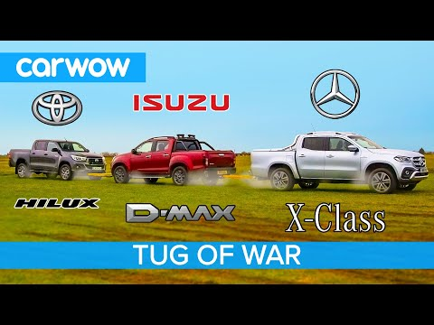 External Review Video vGJw73QNVZg for Toyota Hilux Mid-Size Pikcup (8th gen) 2020 Facelift