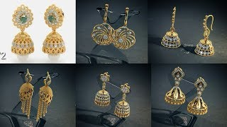 Latest Diamond Earring Designs With Price