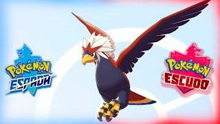 Braviary  - (Pokémon) - ASÍ ES MI POKÉMON: BRAVIARY ~ POKÉMON ESPADA Y ESCUDO ⚔️🛡️.