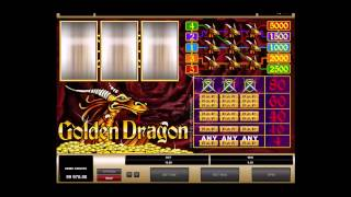 Golden Dragon slot
