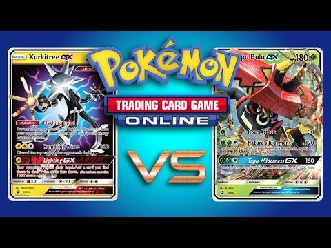 Xurkitree GX / Electrode VS Random Decks – Pokemon TCG Online Game Play