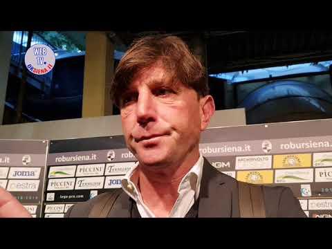 ROBUR SIENA-PIACENZA 2-0: LE INTERVISTE