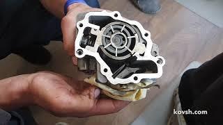 Чего ждать от масляных насосов с регулируемой производительностью на Opel Vivaro 2.0d M9R780