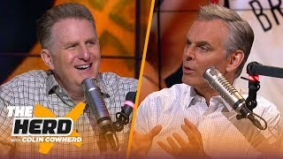 Browns are an embarrassment, Pats will win Super Bowl, talks Lakers & more — Rapaport | THE HERD