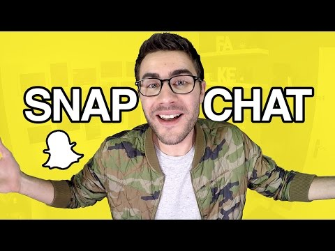 Snapchat - Cyprien