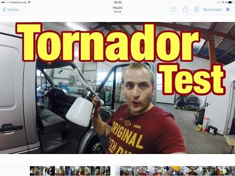 Tornador z-010 Test ( Deutsch ) Innenreinigung ( Fahrzeugaufbereitung ) VideoCheck