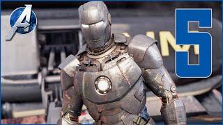 I AM IRON MAN! (Marvels Avengers Ep.5)