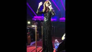 Celine Dion Immotality Oct.9th 2015 LasVegas