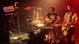 """Bohemian Like You"", The Dandy Warhols - Paris, Mars 2015"