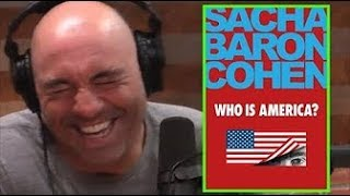 Joe Rogan on Sacha Baron Cohen's New Show