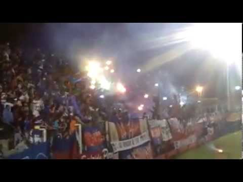 """la hinchada de guemes vs ben hur (rafaela)"" Barra: Los Pibes • Club: Güemes"
